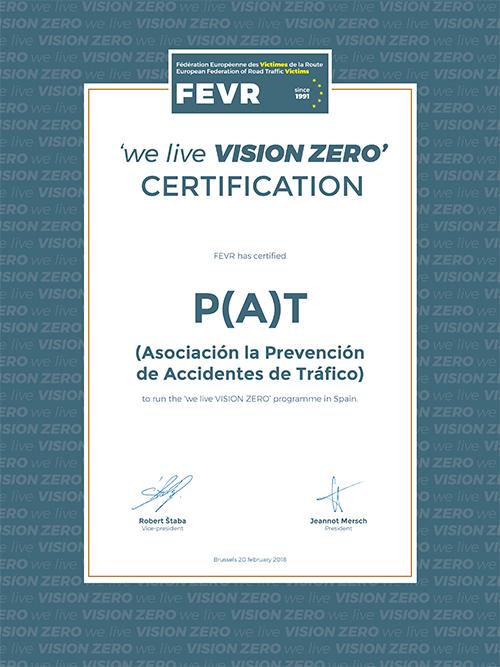 certificate-PAT